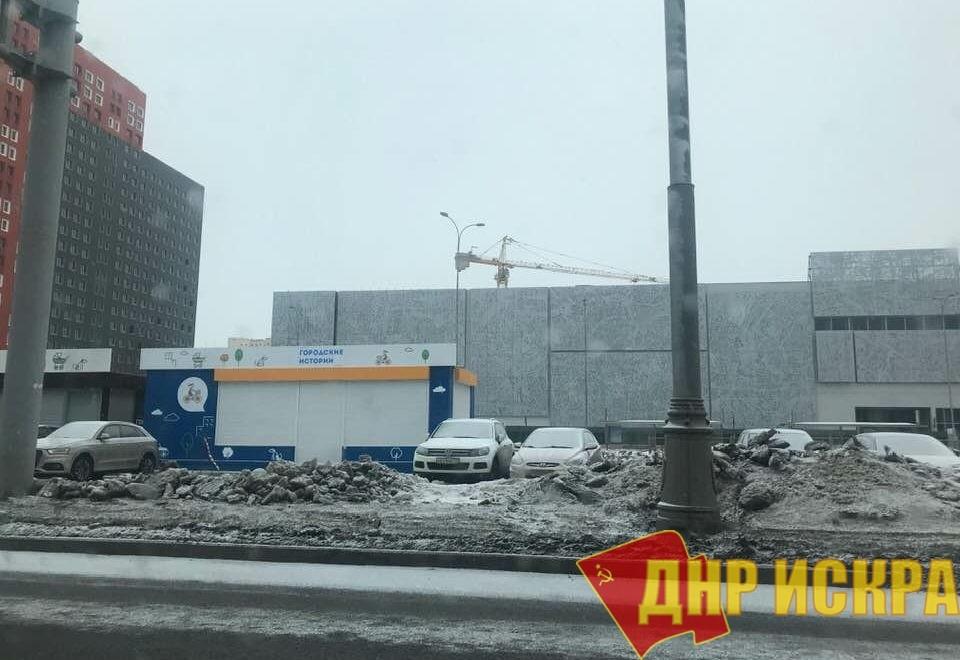 Москва «стремительно развивается», или «просто застраивается»?