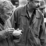 Очевидцы: В Бердском приюте для бездомных отнимают пенсии