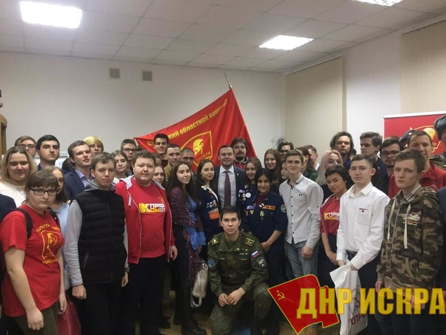 Юрий Афонин в Самаре: «Несмотря на давление, позиции КПРФ укрепляются»