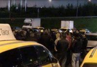О протестных действиях таксистов. Эксплуатация водителей такси продолжается несмотря на протесты