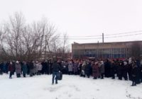 Тульская область. Жители Арсеньева выступили против мусорных поборов