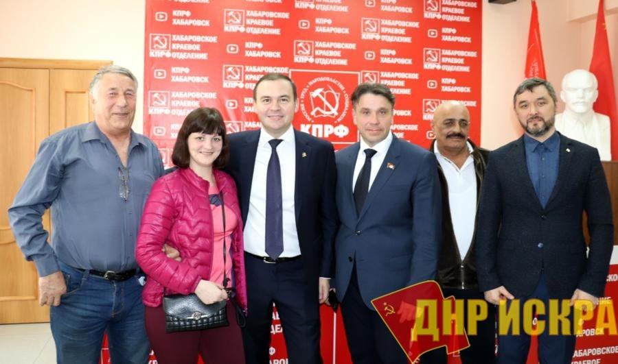 Юрий Афонин в Хабаровске: Власть перекраивает избирательное законодательство в регионах, чтобы спасти тонущую «Единую Россию»