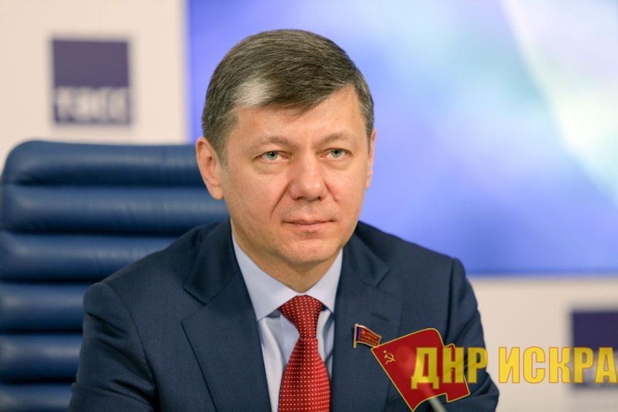 Дмитрий Новиков: КПСС сыграла великую историческую роль
