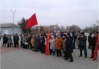 Зимовниковцы (Ростовская область) требуют к себе уважения и готовы бороться за свои права