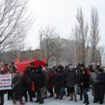 """2 марта в Энгельсе состоялся митинг под лозунгом """"ЗА чистую Россию, ПРОТИВ грязной власти!"""""""