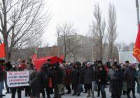 2 марта в Энгельсе состоялся митинг под лозунгом