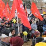 В Костроме прошел митинг в рамках Всероссийской акции протеста