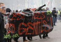 Народная демократия. В субботу во Франции прошел так называемый «Акт №18» протестов «желтых жилетов»