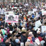 Массовые экологические митинги прошли в Челябинской области