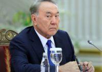 Назарбаев. Он ушел, чтобы остаться