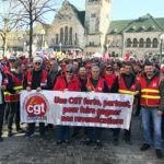 Всеобщая забастовка во Франции