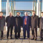 Казбек Тайсаев встретил прибывшую в Москву делегацию ЦК Трудовой Партии Кореи