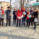 В Артёме присоединились к Всероссийской акции протеста