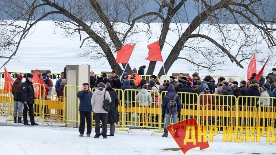 Участники митинга в Петрозаводске потребовали отставки действующей власти