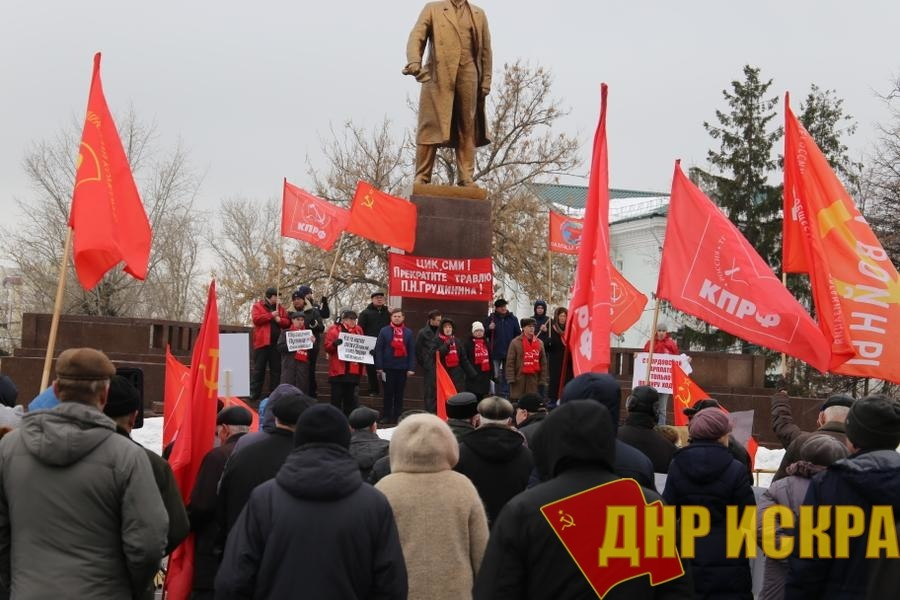 Мордовия. Протест в форме «благодарности»