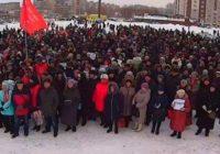 Вологодская область. Череповец говорит НЕТ «мусорной» реформе губернатора Кувшинникова!