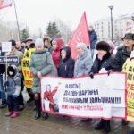 Татарстан, Казань: «России – Правительство народного доверия!»