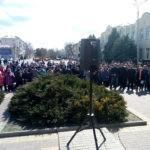 Долой министров-капиталистов! Под таким главным лозунгом прошел массовый митинг в рамках Всероссийской акции протеста в Сальске