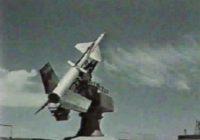 4 марта 1961 года советская противоракета В-1000 впервые в мире осуществила перехват и поражение боеголовки баллистической ракеты