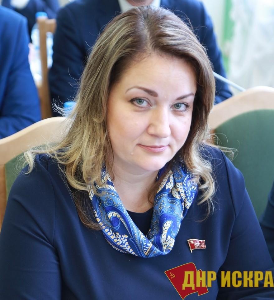 Наталия Поршнёва: «Активная жизненная позиция для меня естественна»