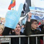 В трех городах России прошли митинги против «изоляции рунета»