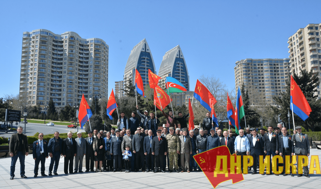 Информационное сообщение Центрального Комитета Коммунистической Партии Азербайджана