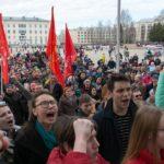 Лидер коммунистов Коми Олег Михайлов: «Шиес – это наш Сталинград!»