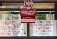 Массовые протесты обречены на успех. В Польше бастуют тысячи учителей