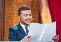 Зеленский мечтает стать украинским Макроном?