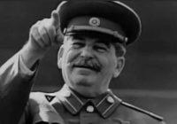 Левада-центр: Уровень одобрения Сталина россиянами побил исторический рекорд