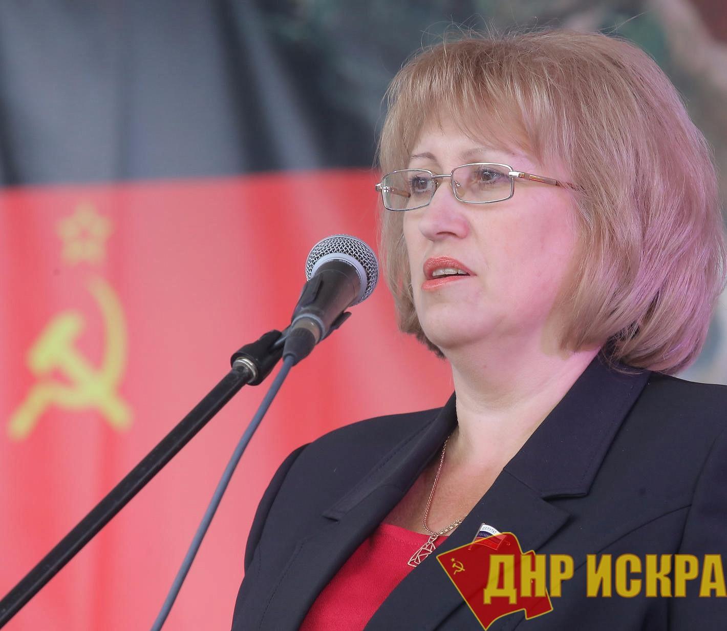 «Они боятся Компартии»: Депутат Госдумы В.А. Ганзя раскритиковала отмену прямых выборов в Новосибирской области