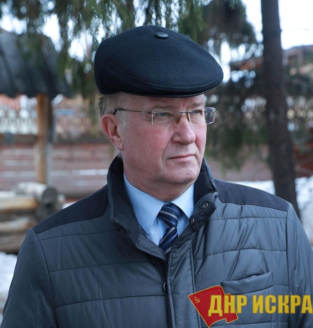 Александр Кравец:
