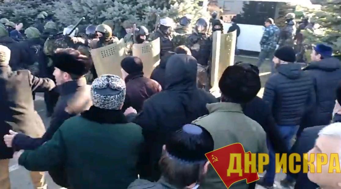 Ингушский и якутский бунты как закономерный итог продолжения либерального курса