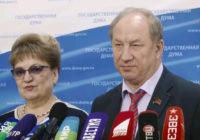 «У Медведева только один путь – в отставку». В.Ф. Рашкин и О.Н. Алимова выступили в Госдуме