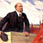 Образ В.И. Ленина должен сопровождать нас везде…