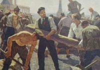 Коммунистическому субботнику – 100 лет