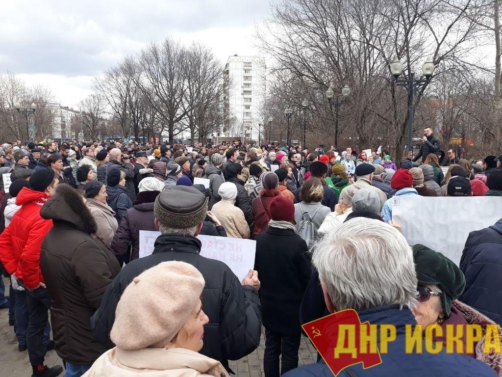 Жители Новогиреево выступили против постройки храма
