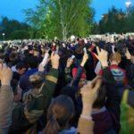 Цензура покоряет новые рубежи. Депутата из Саратова заставили удалить видео протестов в Екатеринбурге
