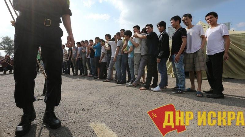 «Справоросс» предложил создать концлагеря для мигрантов