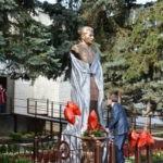 На Ставрополье открыли памятник И.В. Сталину