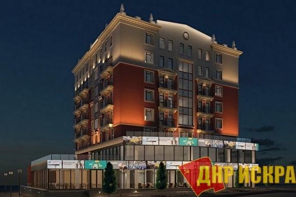 Строящееся в Новосибирске здание назвали в честь Сталина