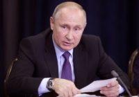Паралич власти превратил Путина в политического «пожарника»