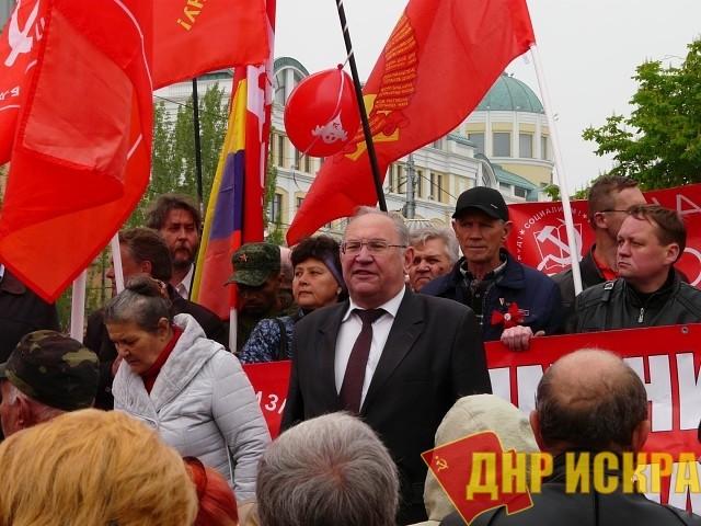 Власть в ДНР не является народной — Борис Литвинов