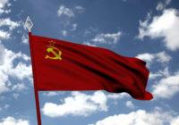 В Швеции над зданием администрации муниципалитета подняли флаг СССР