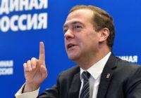 Ночью 1 июля.. вместо ожидаемого народом покаяния и объявления о ликвидации партии «банды патриотов», Медведев призвал «работать над обновлением» ЕР