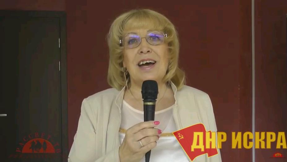 Рассвет ТВ. Ольга Ходунова. Требуем снятия запрета на протестные акции!