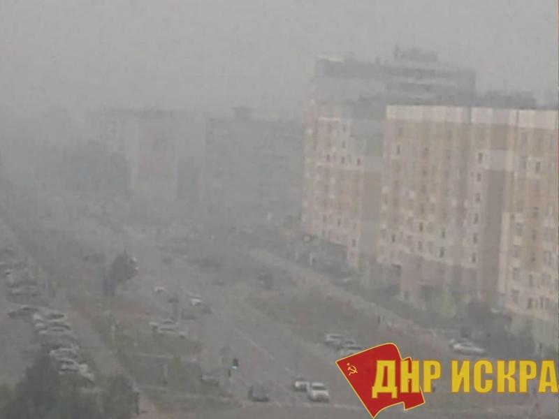 ЛКСМ РФ: Кто поджег леса Сибири?