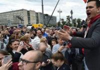 Коммунисты - о московских протестах: борьба жабы и гадюки