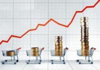 Росстат оценил уровень роста цен в 2018 году
