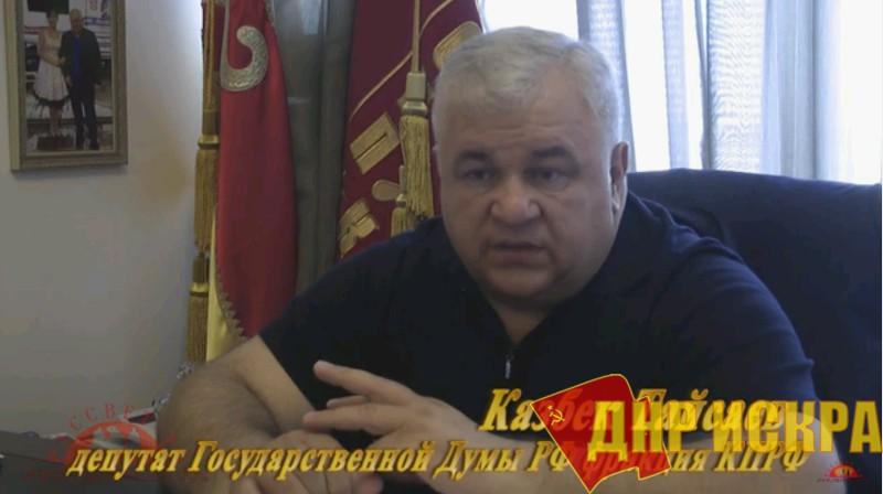 Рассвет ТВ. Казбек Тайсаев. О чем просил Захарченко
